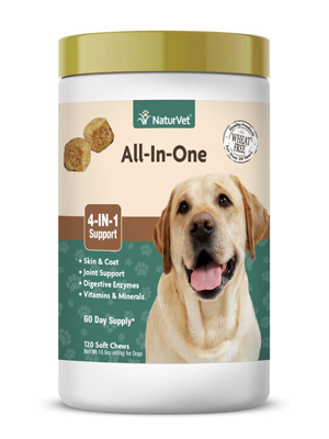 NaturVet All-in-One Support for Dogs