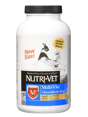 Nutri-Vet Multivitamin Chewable for Dogs